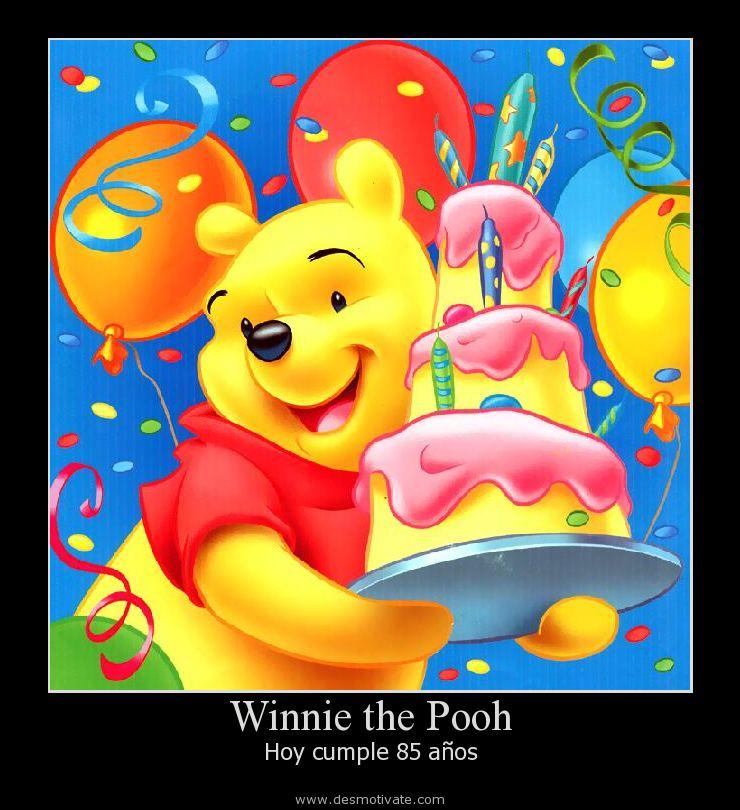 Winnie The Pooh Desmotivatecom Frases Y Pensamientos De