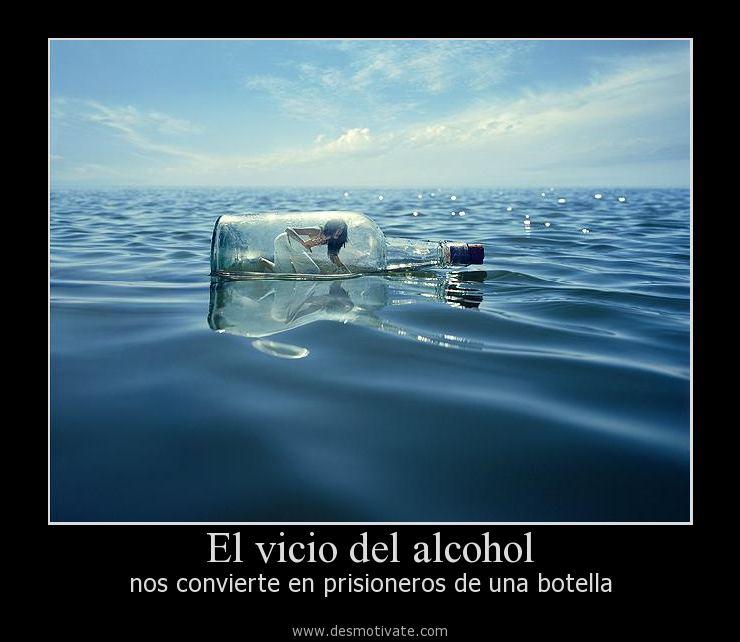 El Vicio Del Alcohol Desmotivatecom Frases Y