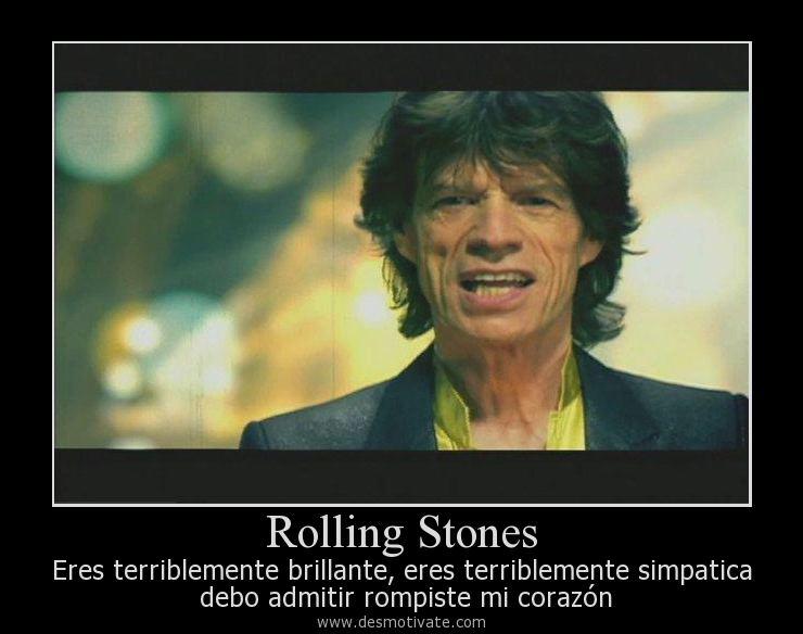 Los Rolling Stones Satisfaccion