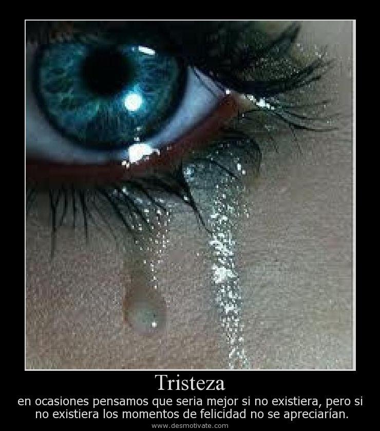 De Tristeza Y Soledad ...